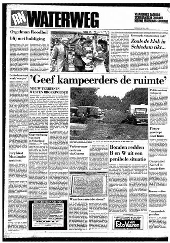 Rotterdamsch Nieuwsblad / Schiedamsche Courant / Rotterdams Dagblad / Waterweg / Algemeen Dagblad 1985-07-26
