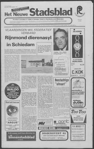 Het Nieuwe Stadsblad 1974-09-27