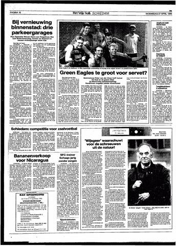 Het Vrije volk 1988-04-27