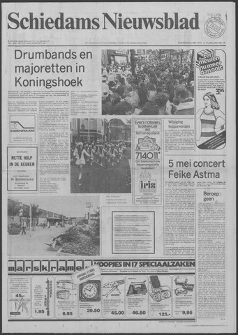 Schiedams Nieuwsblad 1979-05-02