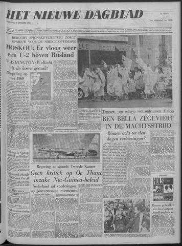 Nieuwe Schiedamsche Courant 1962-09-05