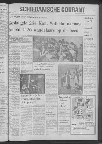 Rotterdamsch Nieuwsblad / Schiedamsche Courant / Rotterdams Dagblad / Waterweg / Algemeen Dagblad 1970-06-01