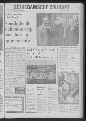 Rotterdamsch Nieuwsblad / Schiedamsche Courant / Rotterdams Dagblad / Waterweg / Algemeen Dagblad 1970-09-15