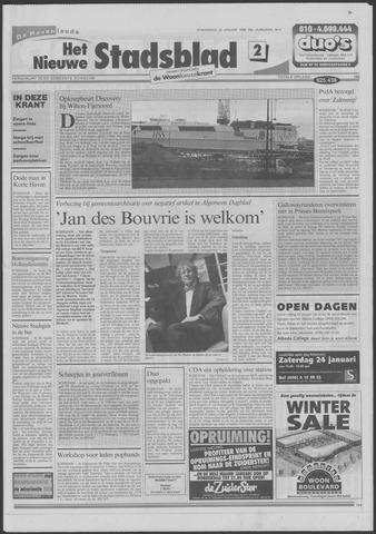 Het Nieuwe Stadsblad 1998-01-22
