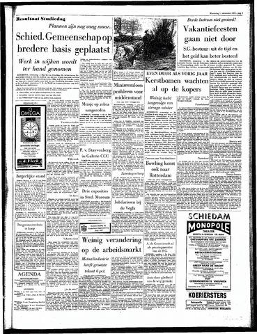 Rotterdamsch Parool / De Schiedammer 1963-12-11