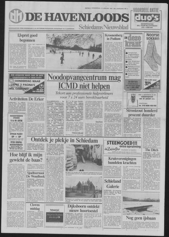 De Havenloods 1987-01-15