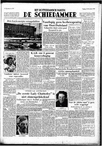 Rotterdamsch Parool / De Schiedammer 1949-12-16