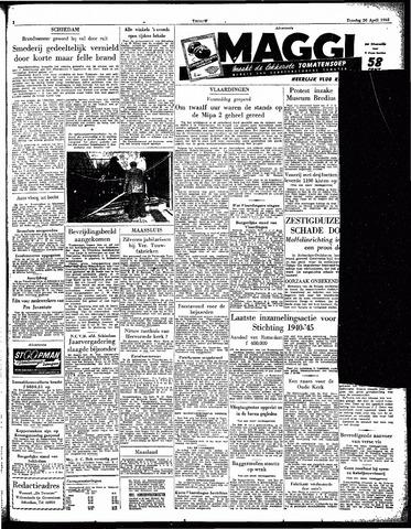 Trouw / De Rotterdammer 1955-04-26