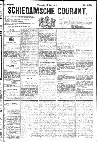 Schiedamsche Courant 1908-06-17