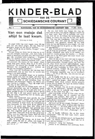 Schiedamsche Courant 1933-01-07