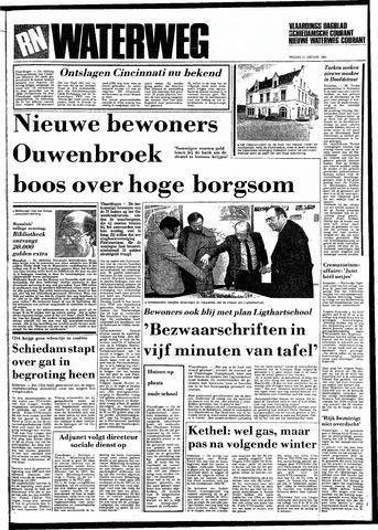 Rotterdamsch Nieuwsblad / Schiedamsche Courant / Rotterdams Dagblad / Waterweg / Algemeen Dagblad 1983-01-21