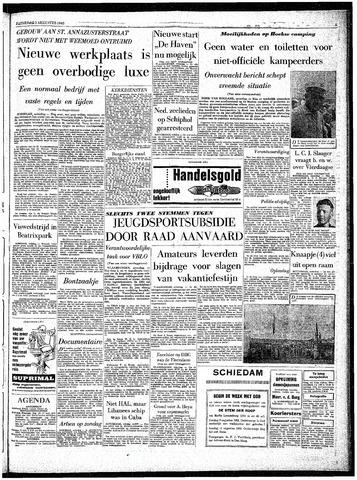 Rotterdamsch Parool / De Schiedammer 1963-08-03