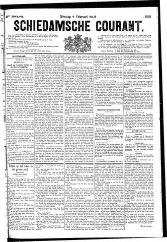 Schiedamsche Courant 1908-02-04