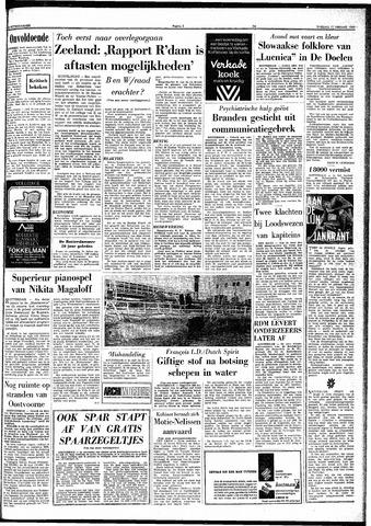 Trouw / De Rotterdammer 1969-02-11