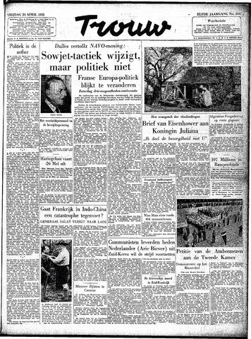 Trouw / De Rotterdammer 1953-04-24