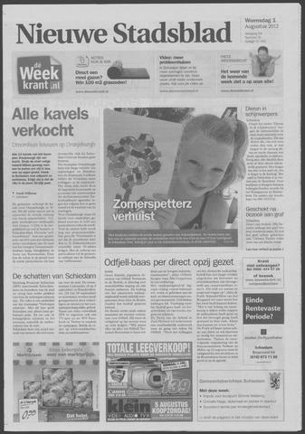 Het Nieuwe Stadsblad 2012-08-01