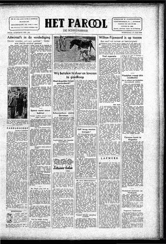 Rotterdamsch Parool / De Schiedammer 1946-07-17