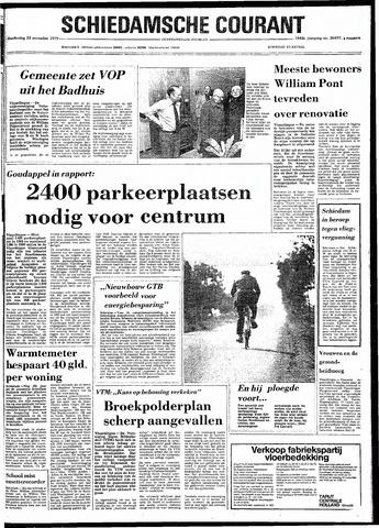 Rotterdamsch Nieuwsblad / Schiedamsche Courant / Rotterdams Dagblad / Waterweg / Algemeen Dagblad 1979-11-22
