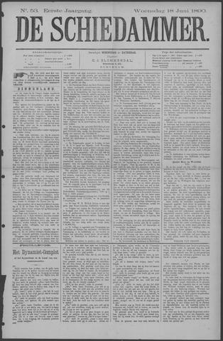 De Schiedammer 1890-06-18