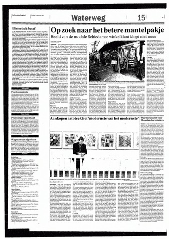Rotterdamsch Nieuwsblad / Schiedamsche Courant / Rotterdams Dagblad / Waterweg / Algemeen Dagblad 1993-02-19