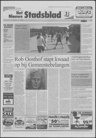 Het Nieuwe Stadsblad 2000-08-24