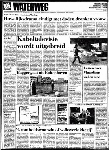 Rotterdamsch Nieuwsblad / Schiedamsche Courant / Rotterdams Dagblad / Waterweg / Algemeen Dagblad 1991-01-30