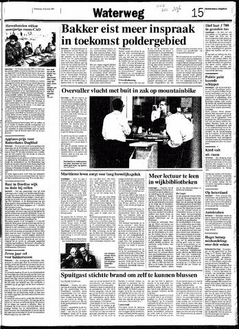 Rotterdamsch Nieuwsblad / Schiedamsche Courant / Rotterdams Dagblad / Waterweg / Algemeen Dagblad 1991-10-16