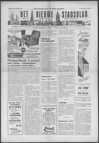 Het Nieuwe Stadsblad 1955-08-26