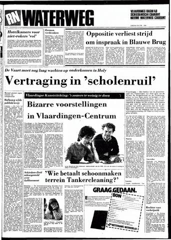 Rotterdamsch Nieuwsblad / Schiedamsche Courant / Rotterdams Dagblad / Waterweg / Algemeen Dagblad 1983-06-28
