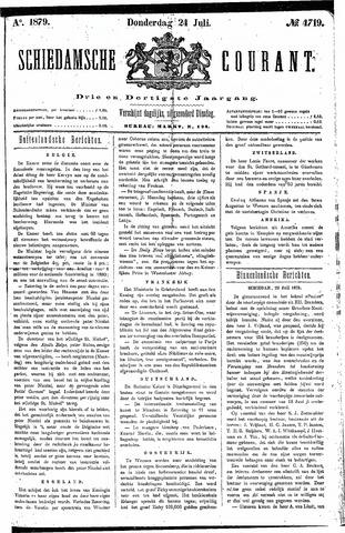 Schiedamsche Courant 1879-07-24