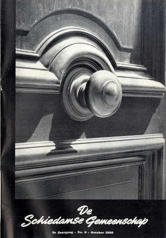 Schiedamse Gemeenschap (tijdschrift) 1950-10-01