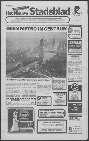 Het Nieuwe Stadsblad 1974-03-06