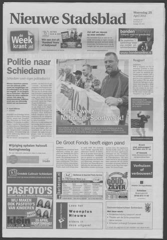 Het Nieuwe Stadsblad 2012-04-25