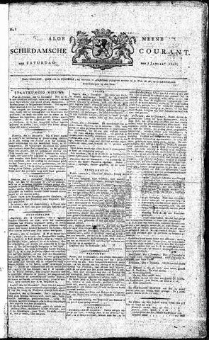 Algemeene Schiedamsche Courant 1808