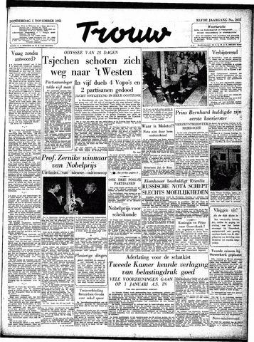 Trouw / De Rotterdammer 1953-11-05