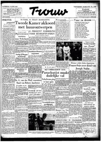 Trouw / De Rotterdammer 1957-06-08