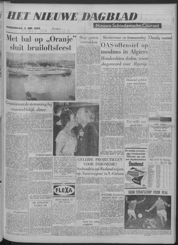 Nieuwe Schiedamsche Courant 1962-05-03