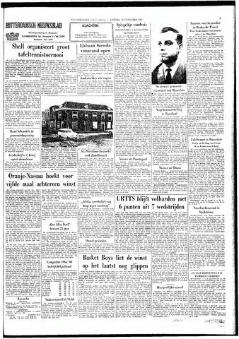 Rotterdamsch Nieuwsblad / Schiedamsche Courant / Rotterdams Dagblad / Waterweg / Algemeen Dagblad 1965-11-16