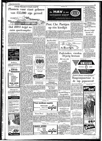 Rotterdamsch Parool / De Schiedammer 1961-12-08