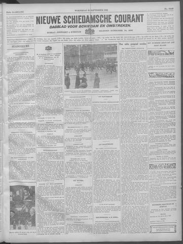 Nieuwe Schiedamsche Courant 1932-09-28