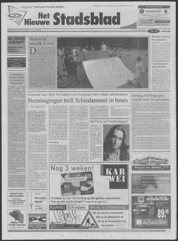 Het Nieuwe Stadsblad 2003-08-27