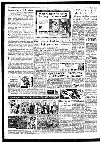 Rotterdamsch Parool / De Schiedammer 1957-01-09