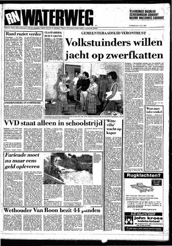 Rotterdamsch Nieuwsblad / Schiedamsche Courant / Rotterdams Dagblad / Waterweg / Algemeen Dagblad 1987-07-02