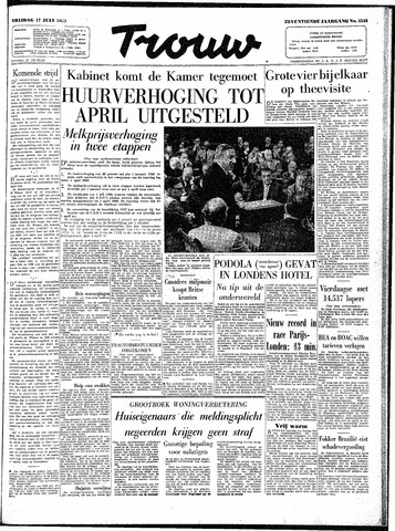 Trouw / De Rotterdammer 1959-07-17