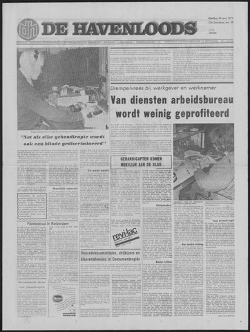 De Havenloods 1972-05-16