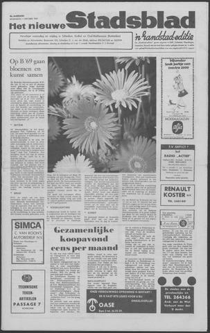 Het Nieuwe Stadsblad 1969-10-01