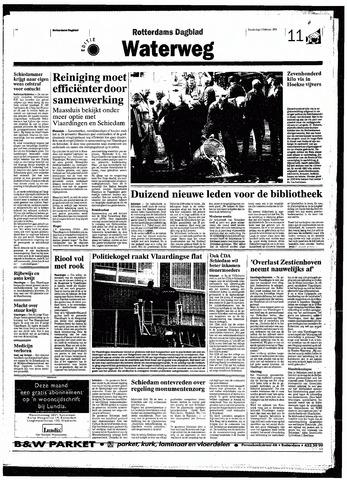 Rotterdamsch Nieuwsblad / Schiedamsche Courant / Rotterdams Dagblad / Waterweg / Algemeen Dagblad 1998-02-12