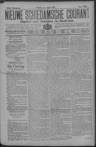 Nieuwe Schiedamsche Courant 1917-04-13