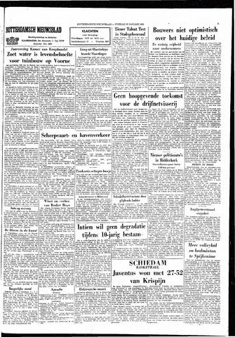 Rotterdamsch Nieuwsblad / Schiedamsche Courant / Rotterdams Dagblad / Waterweg / Algemeen Dagblad 1965-01-26