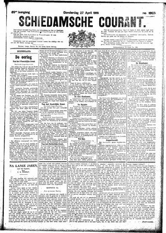Schiedamsche Courant 1916-04-27